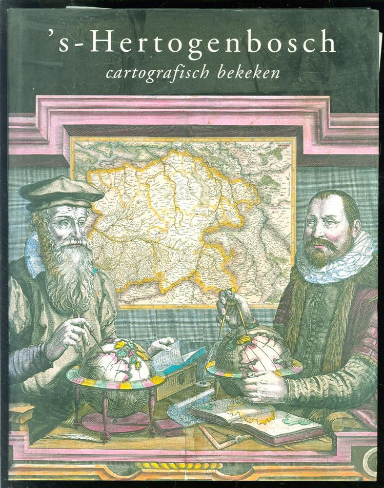 's-Hertogenbosch cartografisch bekeken