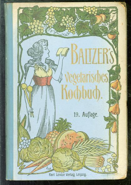 Vegetarisches Kochbuch  Freunde der