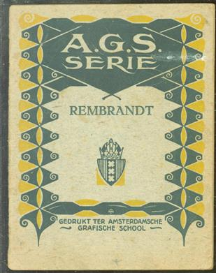 A.G.S. serie. Rembrandt