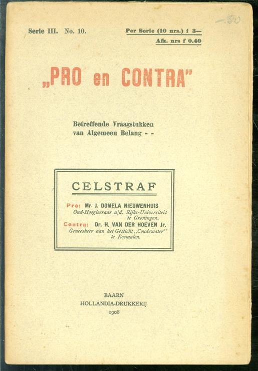Celstraf