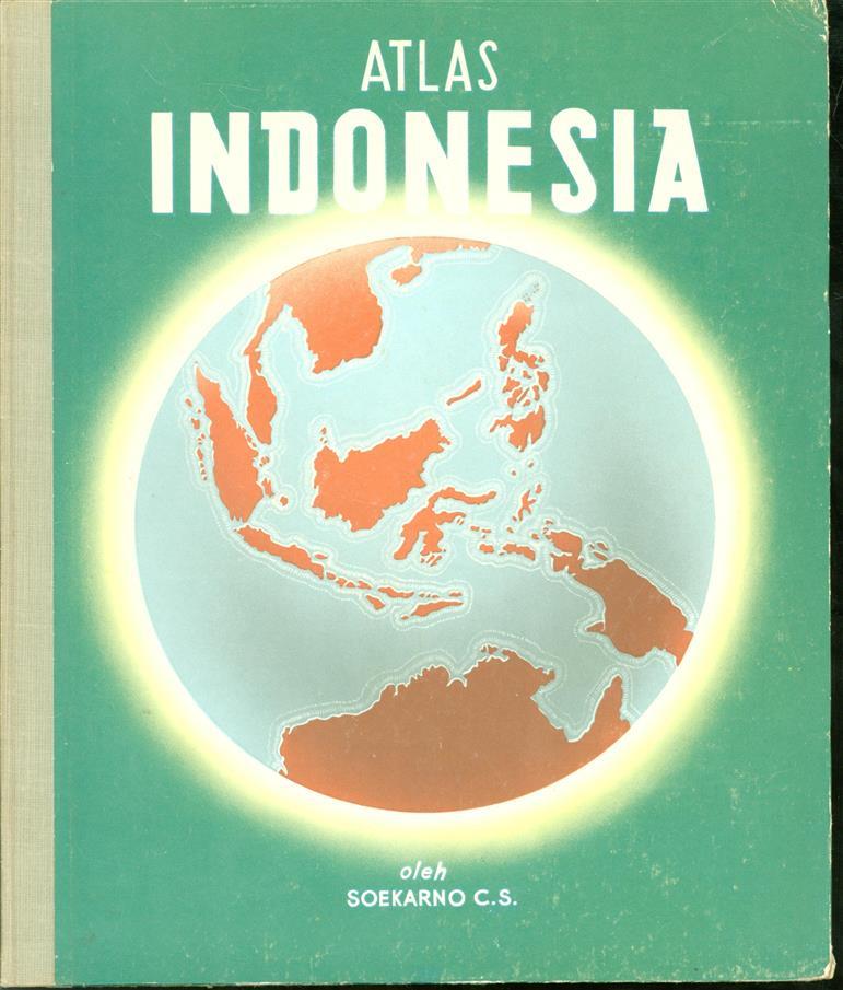 Atlas Indonesia untuk madrasah permulaan : kelas V-VI-VII