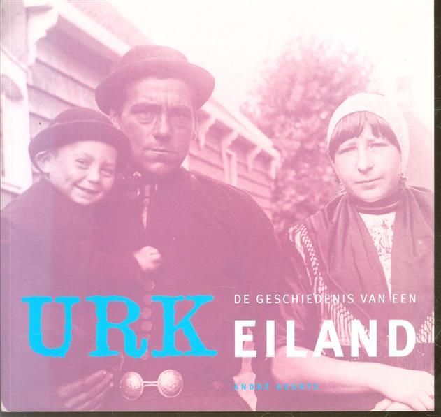 Urk, de geschiedenis van een eiland