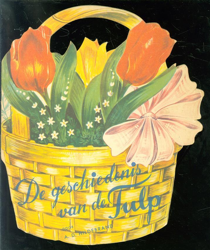 De Geschiedenis van de tulp