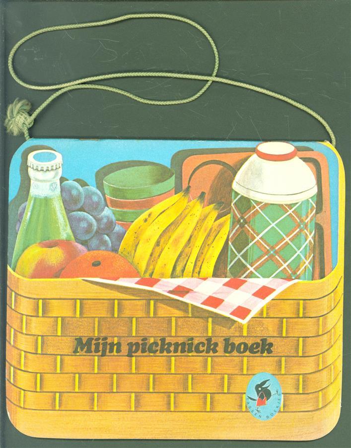 Mijn picknick boek