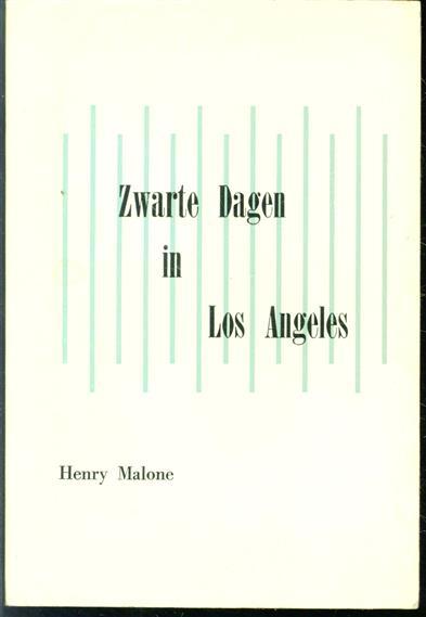Zwarte Dagen in Los Angeles