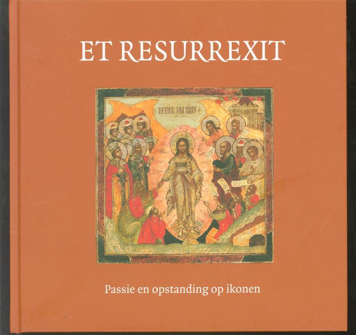 Et resurrexit, passie en opstanding op ikonen