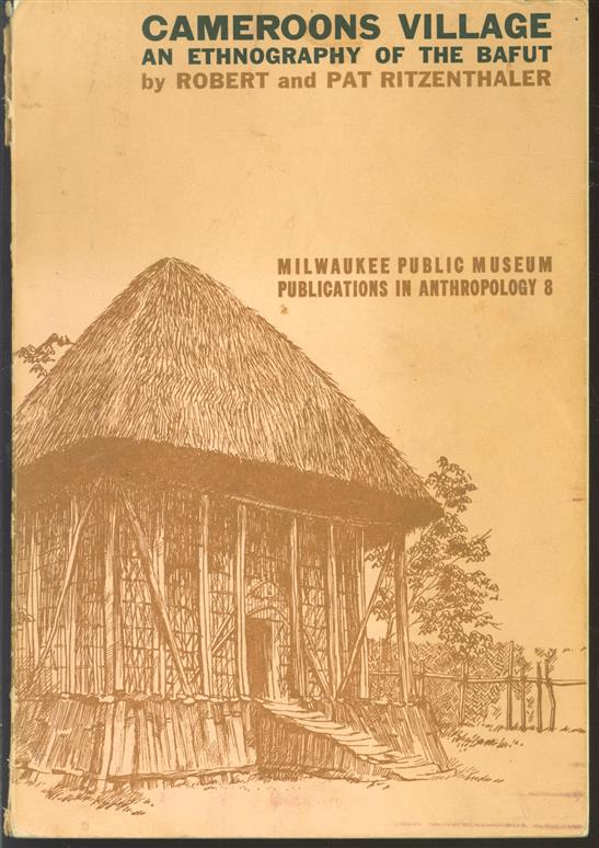 Cameroons village : an ethnography of the Bafut