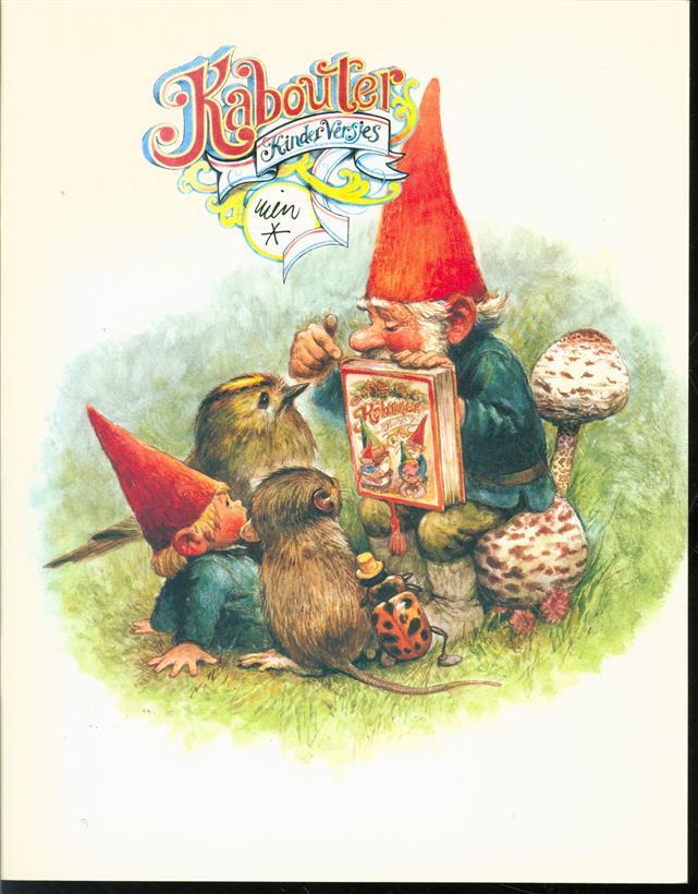 Kabouter kinderversjes ( Verkorte uitgave )