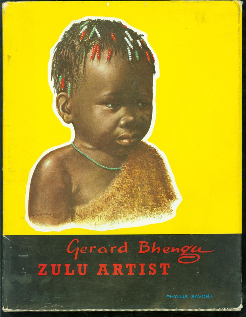 Gerard Bhengu, Zulu artist, with a biographical note and description of the plates