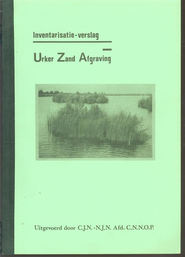 Inventarisatieverslag Urkerzandafgraving 1974