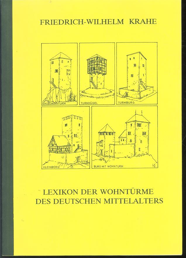 Lexikon der Wohntürme des deutschen Mittelalters