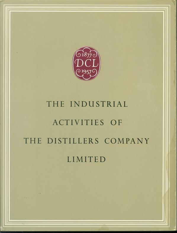 The industrial activities of the Distillers Company Limited.