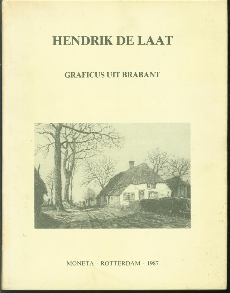 Hendrik de Laat, graficus uit Brabant
