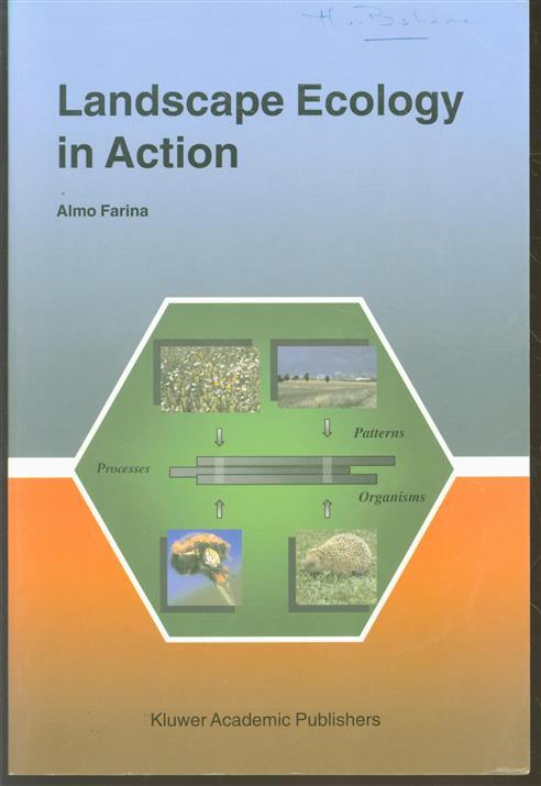 Landscape ecology in action