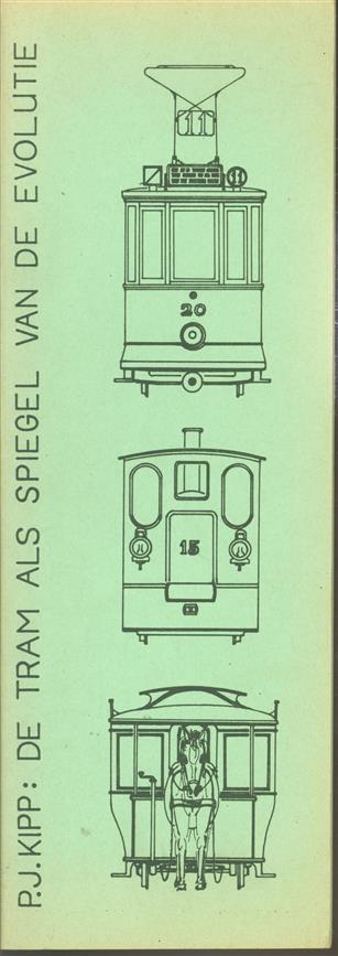 De tram als spiegel van de evolutie / III, Achter de spiegel.