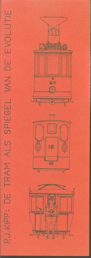 De tram als spiegel van de evolutie / IV, Wet en plan.