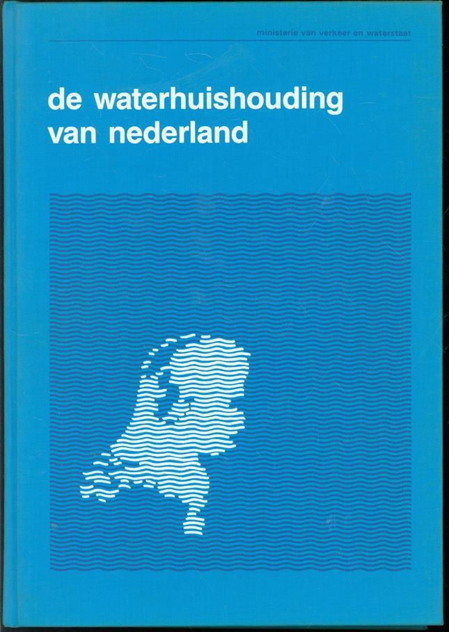 De waterhuishouding van Nederland, 1984