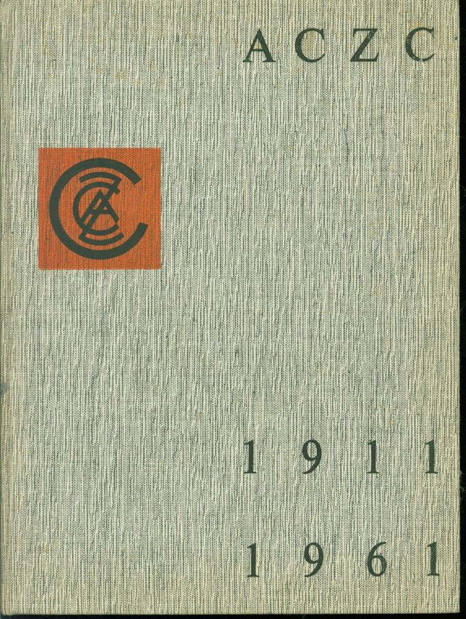 Aczc: Association Cooperative Zelandaise De Carbonisation G.a., 1911-1961 Sluiskil