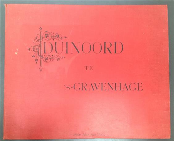 Duinoord te ;s-Gravenhage