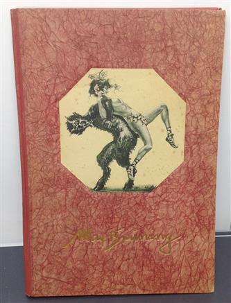 Max Brüning Mappe ( erste reihe ) - Max Bruning