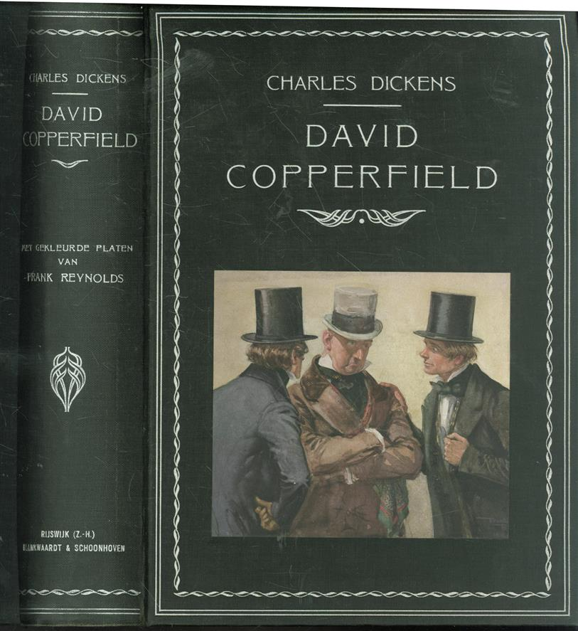 David Copperfield ( dutch edition illustrated by Frank Reynolds )