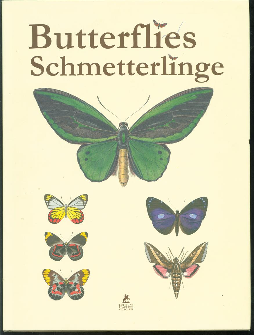 Butterflies schmetterlinge