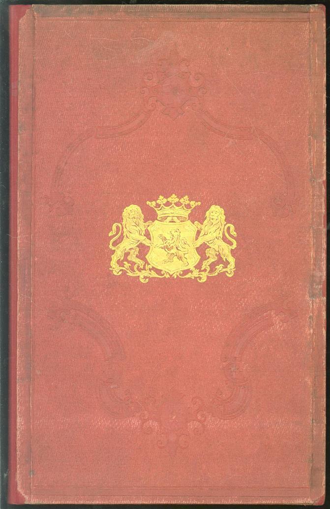 Geslachts-register der leden van de Ridderschap in Noord-Holland, opgemaakt 1857
