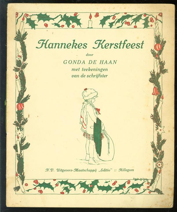 Hanneke's  Kerstfeest