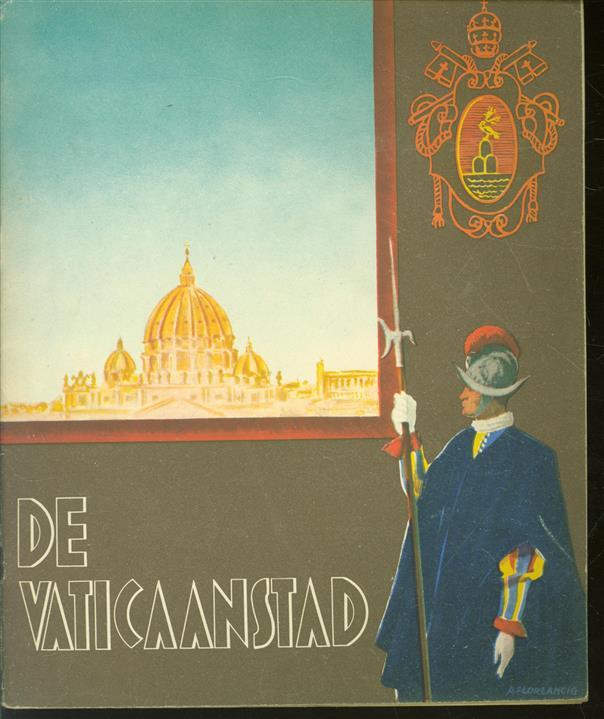 (TOERISME TOERISTEN BROCHURE) De Vaticaanstad