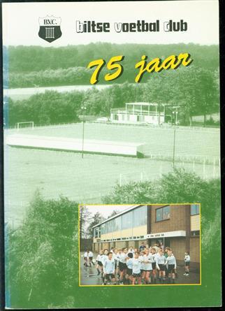 Biltse voetbal club 75 jaar