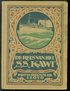 """De reis van het s.s. """"Kawi"""""""