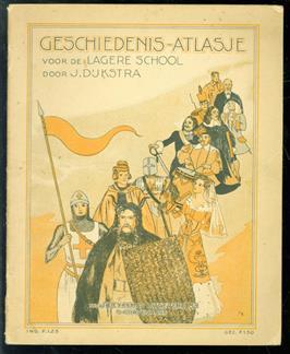 Geschiedenis-atlasje voor de lagere school