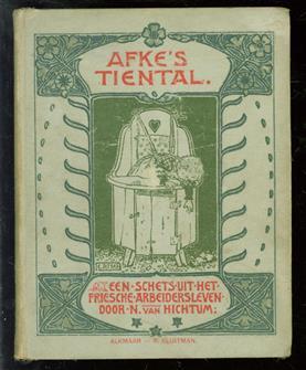 Afke's tiental ( tweede druk )