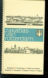 Zakatlas van Rotterdam  = Pocket-atlas of Rotterdam.