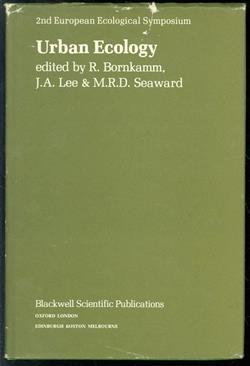 Urban ecology : the second European Ecological Symposium, Berlin, 8-12 September 1980