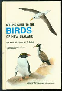Collins guide to the birds of New Zealand and outlying islands