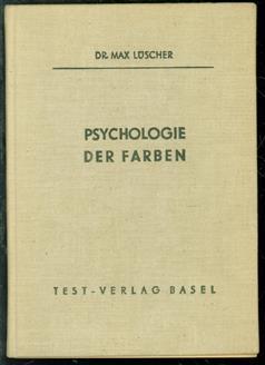 Psychologie der Farben, Textband zum L�scher-Test