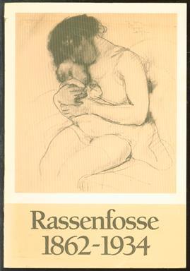 Rassenfosse, 1862-1934, grafisch werk, tentoonstellingscatalogus