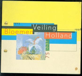 Bloemenveiling Holland 75 jaar : 1923-1998  - bloemrijk verleden