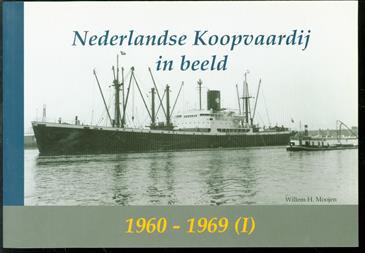 Nederlandse koopvaardij in beeld - 1960-1969 (I),