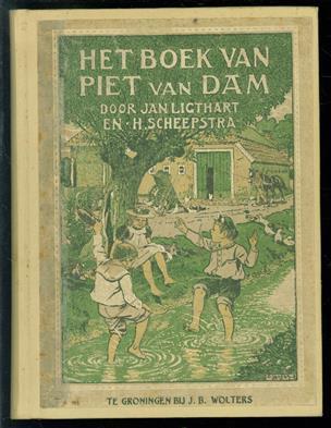 Het boek van Piet van Dam
