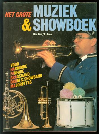Het grote muziek & showboek