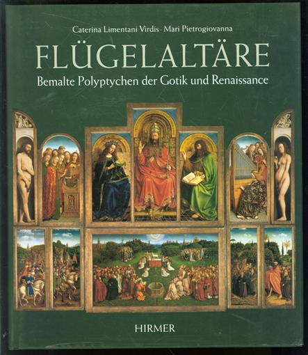 Flügelaltäre bemalte Polyptychenn der Gotik und Renaissance