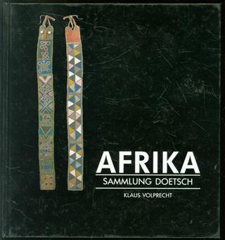 Afrika : Sammlung Doetsch