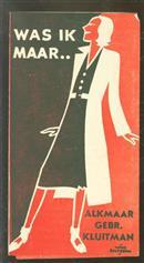 """(BROCHURE) Wervingsfolder voor """"Was ik maar een jongen"""" geschreven door Hellen Randers"""