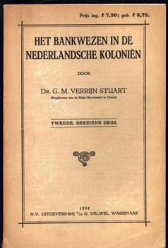 Het bankwezen in de Nederlandsche koloniën