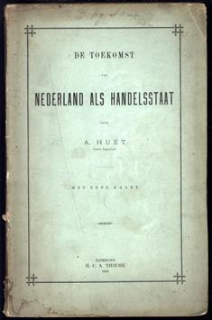 De toekomst van Nederland als handelsstaat