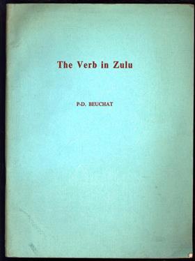 The verb in Zulu