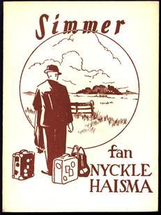 Simmer, jo oanbean fan jou boekhanler yn 'e Fryske boeke-wike 1948