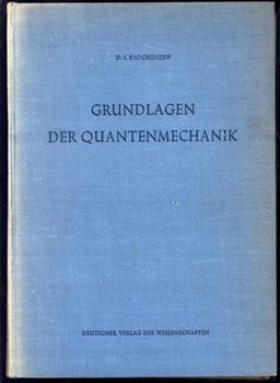 Grundlagen der quantenmechanik